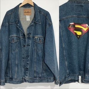 Levi's Vintage Jean Jacket Multiple Pockets 4XL